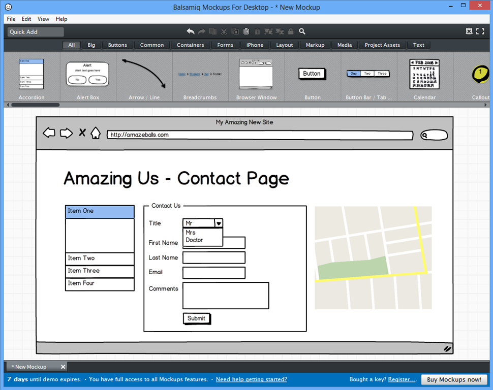 Balsamiq Vs Powerpoint Storyboarding With Vs 2012