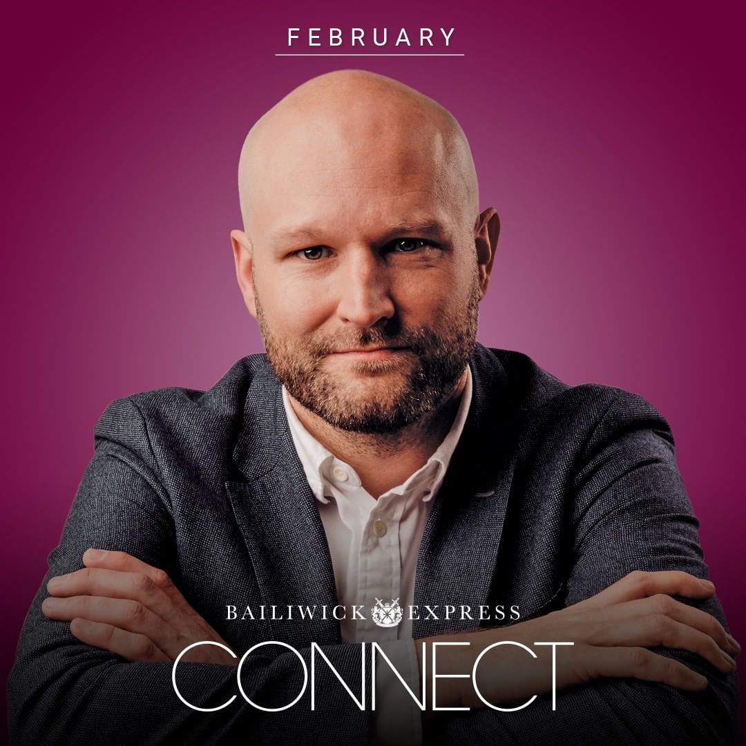 Who has your data? Connect Magazine front cover. February 2020